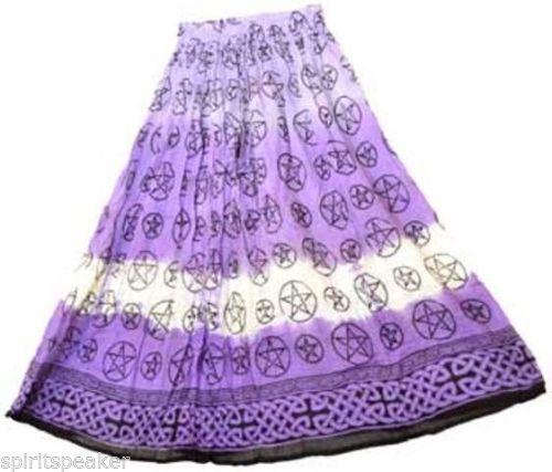 Pentagram Skirt Purple (out of stock)