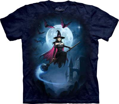 T-Shirt Large Witch's Flight (out of stock)