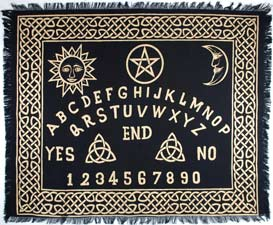 Altar Cloth Ouija Board (out of stock)