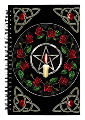 Rose & Pentacle Book of Shadows (out of stock)