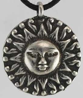 Solar Burst Amulet