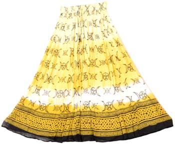 Tripple Moon Skirt
