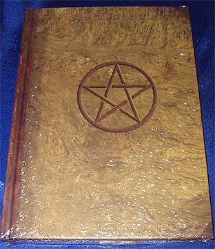 Green Pentacle Book of Shadows