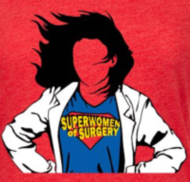 Superwomen of Surgery T-shirt