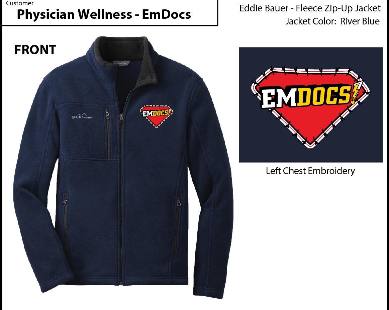 EMDOCS Fleece