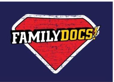 Family Docs t-shirt