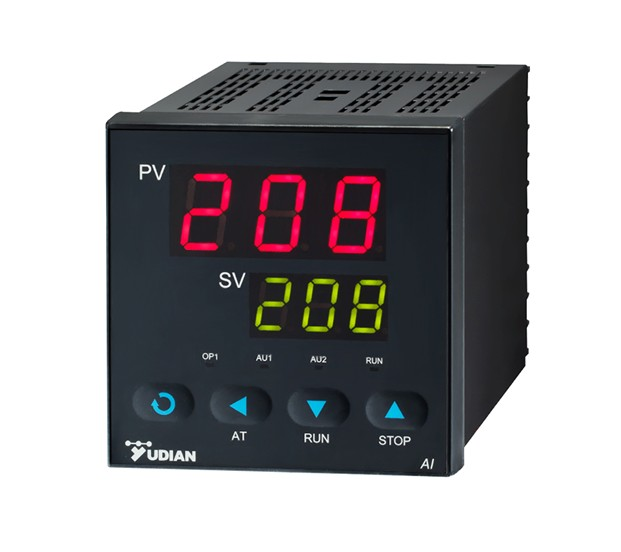 Basic Temperature Controller Relay Output: AI-208-D2-L