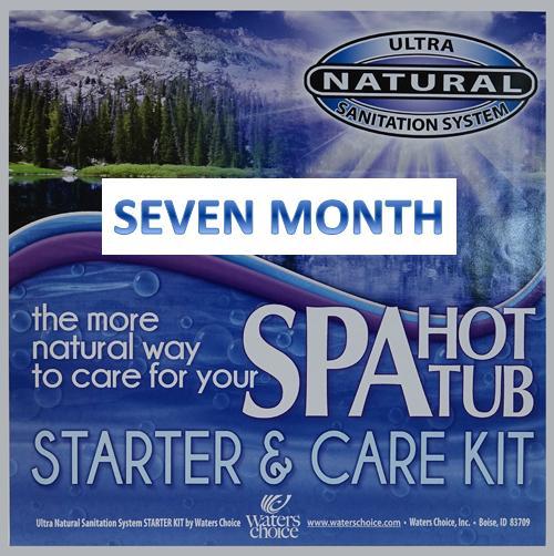 Ultra Natural Sanitation System (7 months)