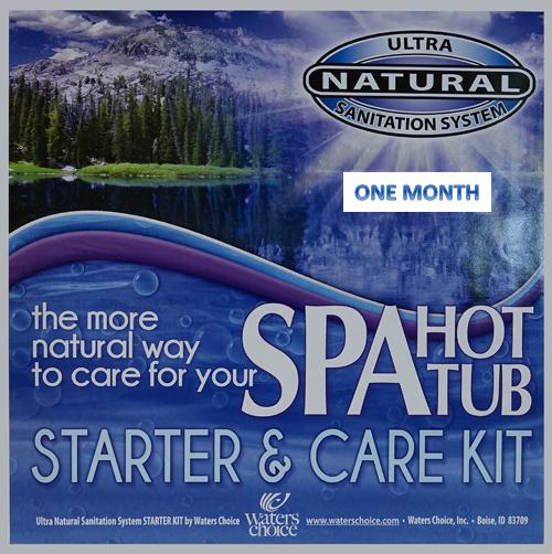 Ultra Natural Sanitation System (1 month)
