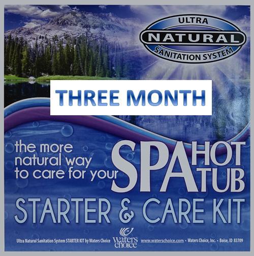 Ultra Natural Sanitation System (3 months)