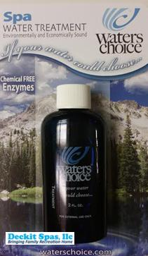 Waters Choice SWIM SPA Treatment (2 oz.)