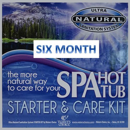 Ultra Natural Sanitation System (6 months)