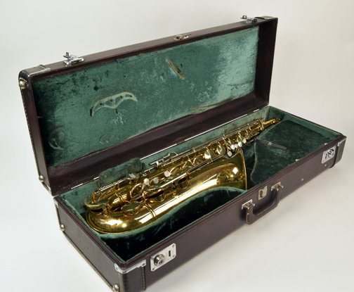 King Super-20 Tenor Saxophone