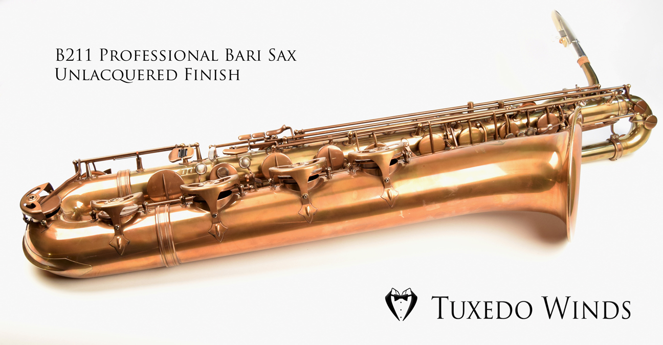 B211 Baritone Sax