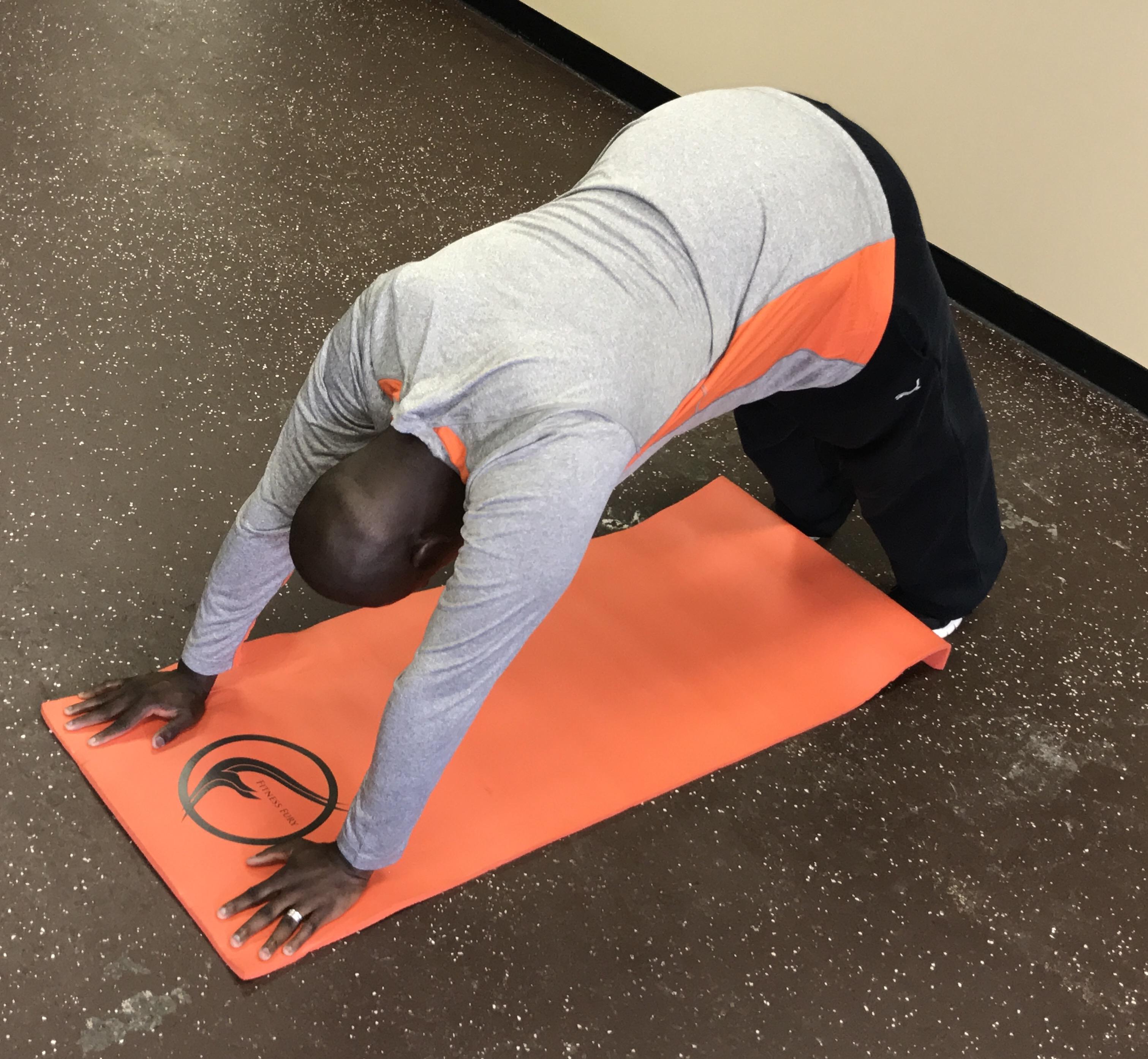 FFXP Yoga Mat