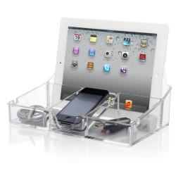 Smartphone and Tablet Desktop Organizer