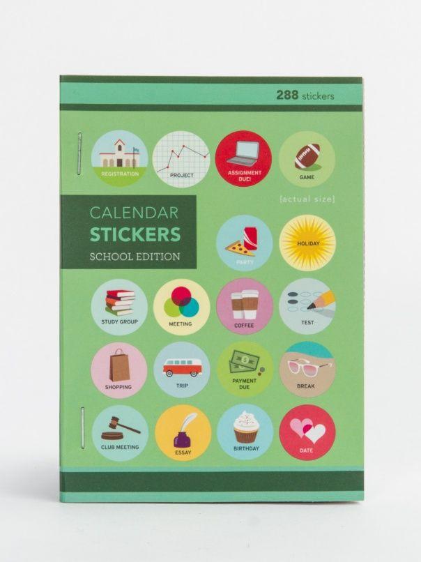Calendar Stickers (School Edition)
