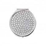 Glitter Gem Round Compact