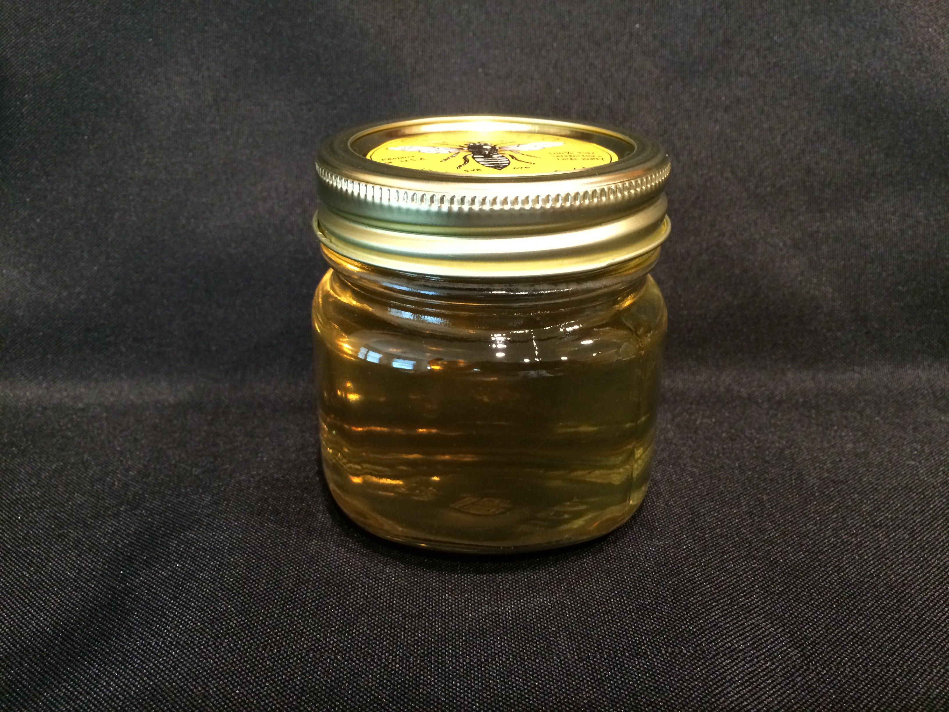 Boutique Raw Early Spring Wildflower Honey