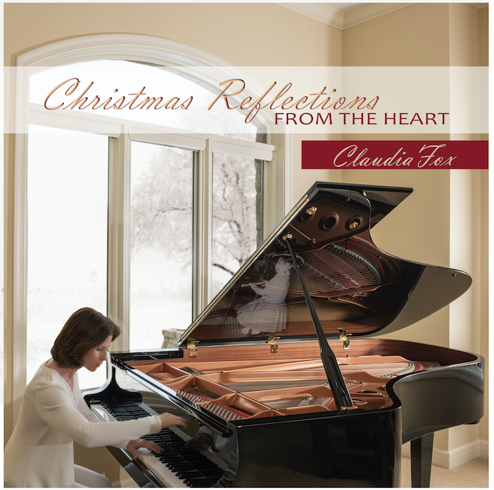 Claudia Fox-Christmas Reflections From the Heart