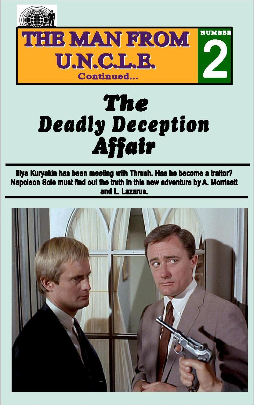 #2 The Deadly Deception Affair