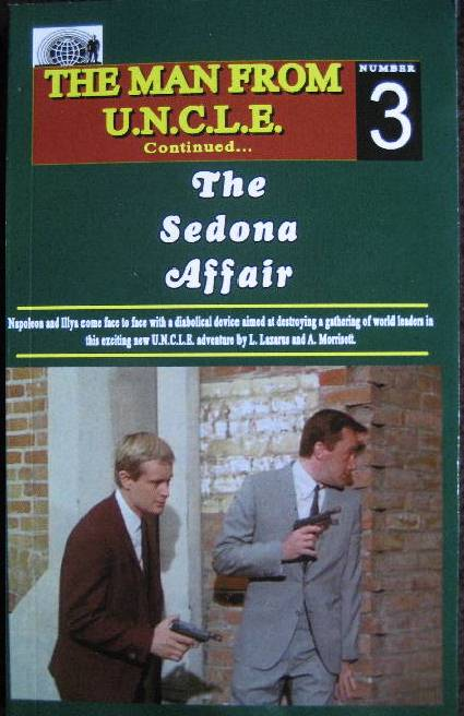 #3 The Sedona Affair