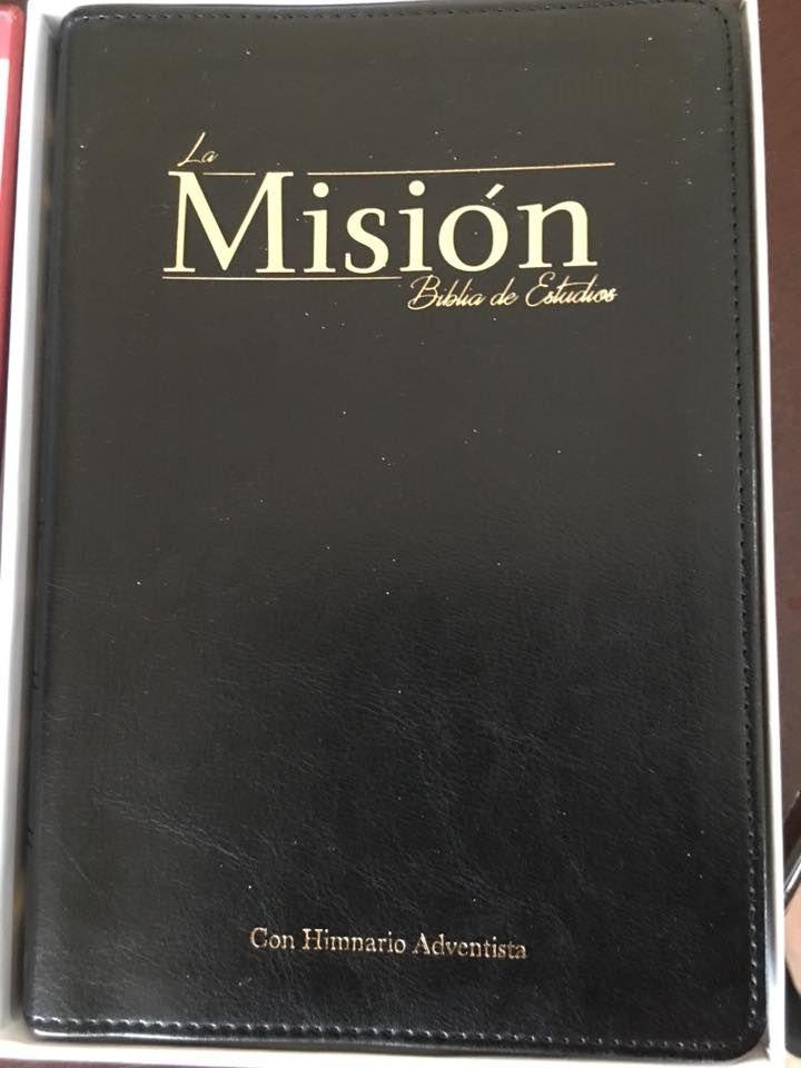 La Misión biblia de estudio