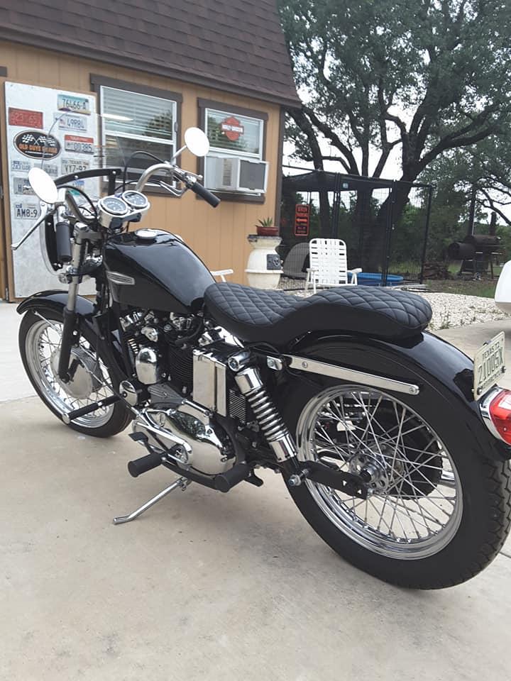 1972 Harley-Davidson XLH