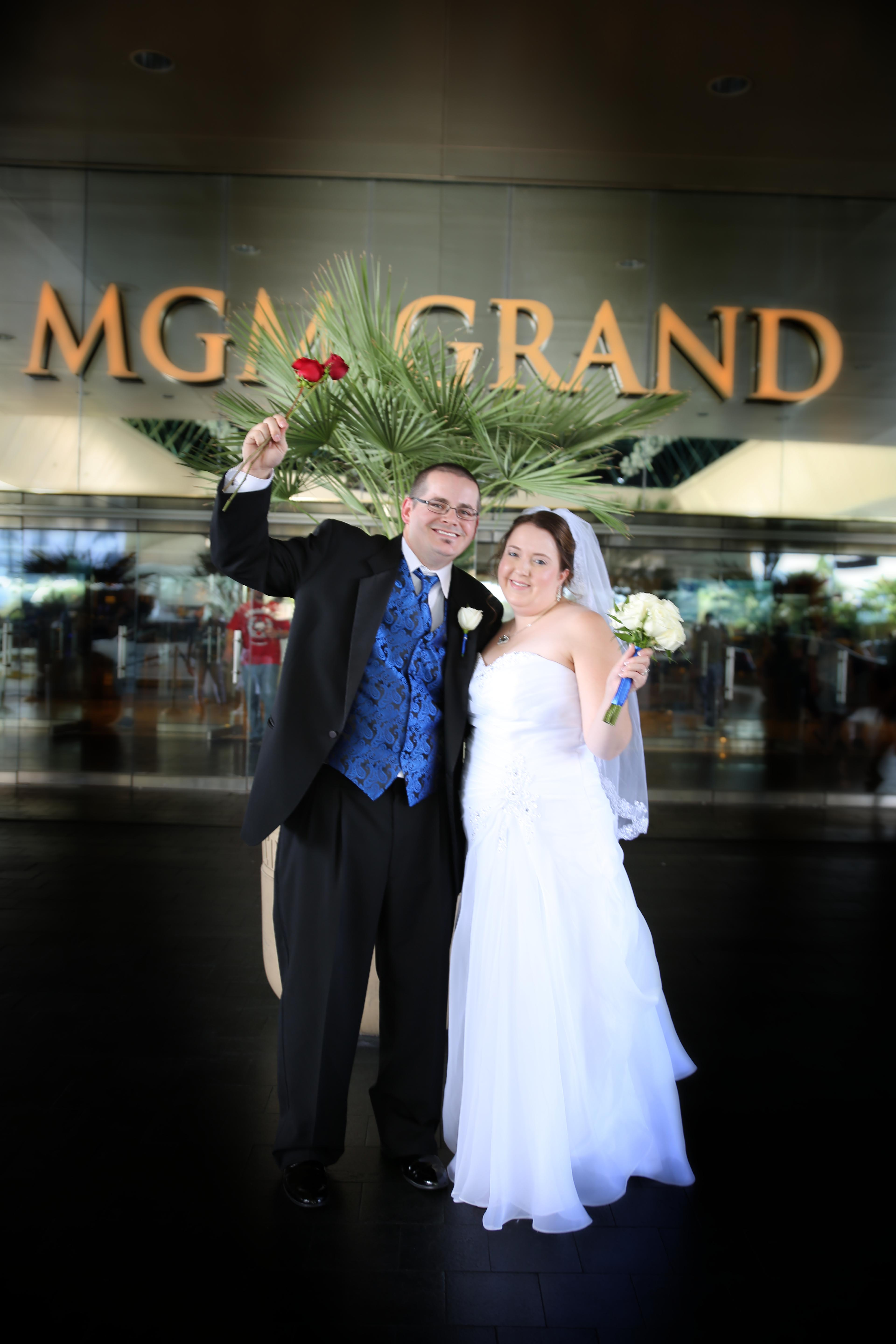 Las Vegas Wedding MGM