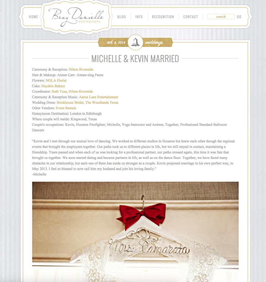 Aaron Lane - Award Winning Wedding and Corporate DJ in Louisiana ...