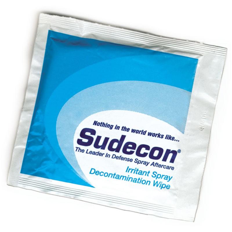 Sudecon Decontaminate Wipes