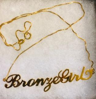 image bronzegirl