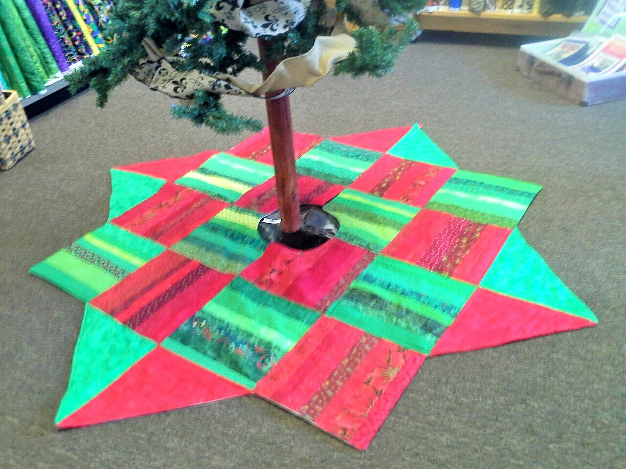 #152 Easy String Tree Skirt