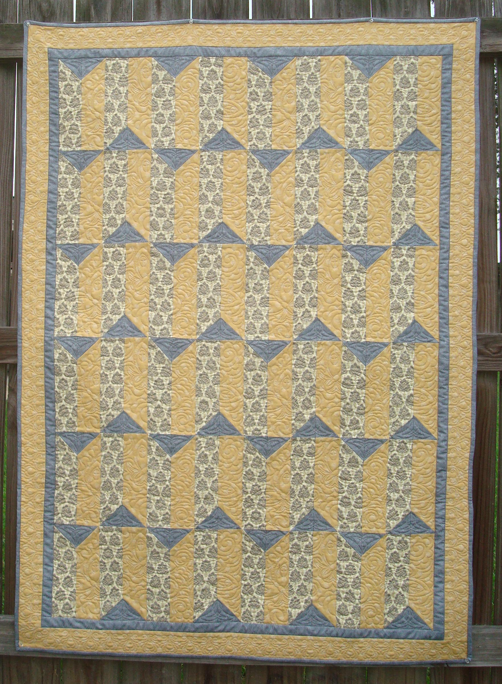 #147 Tufted Tiles
