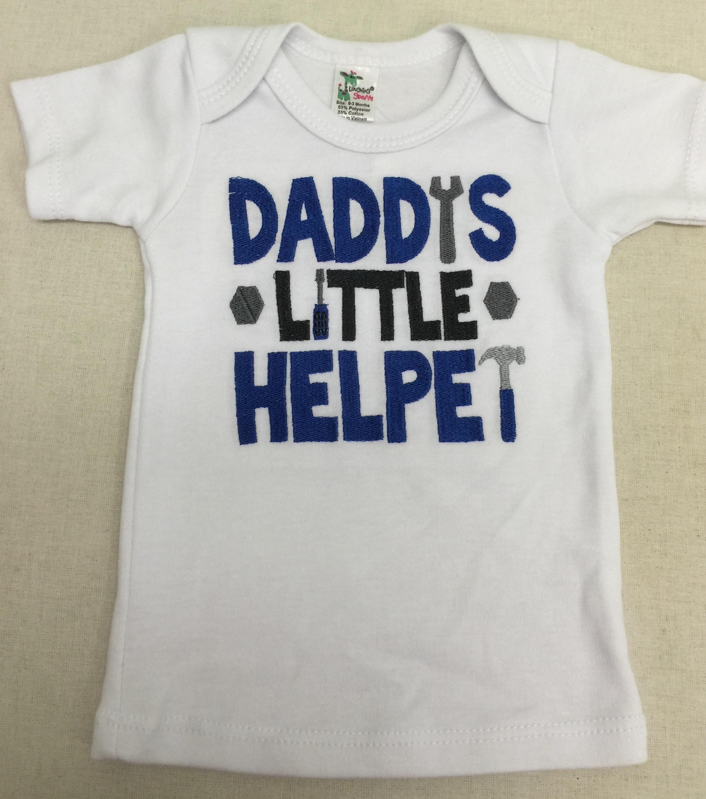 Daddy's Helper