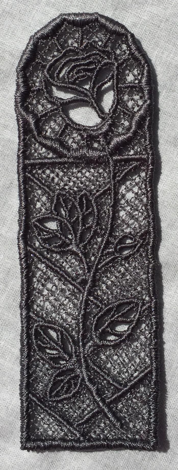 Gray Rose