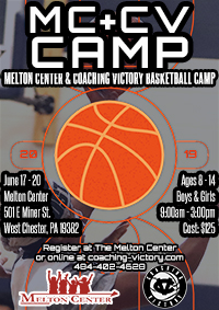 Melton Center & Coaching Victory Camp (June 17th-20th)