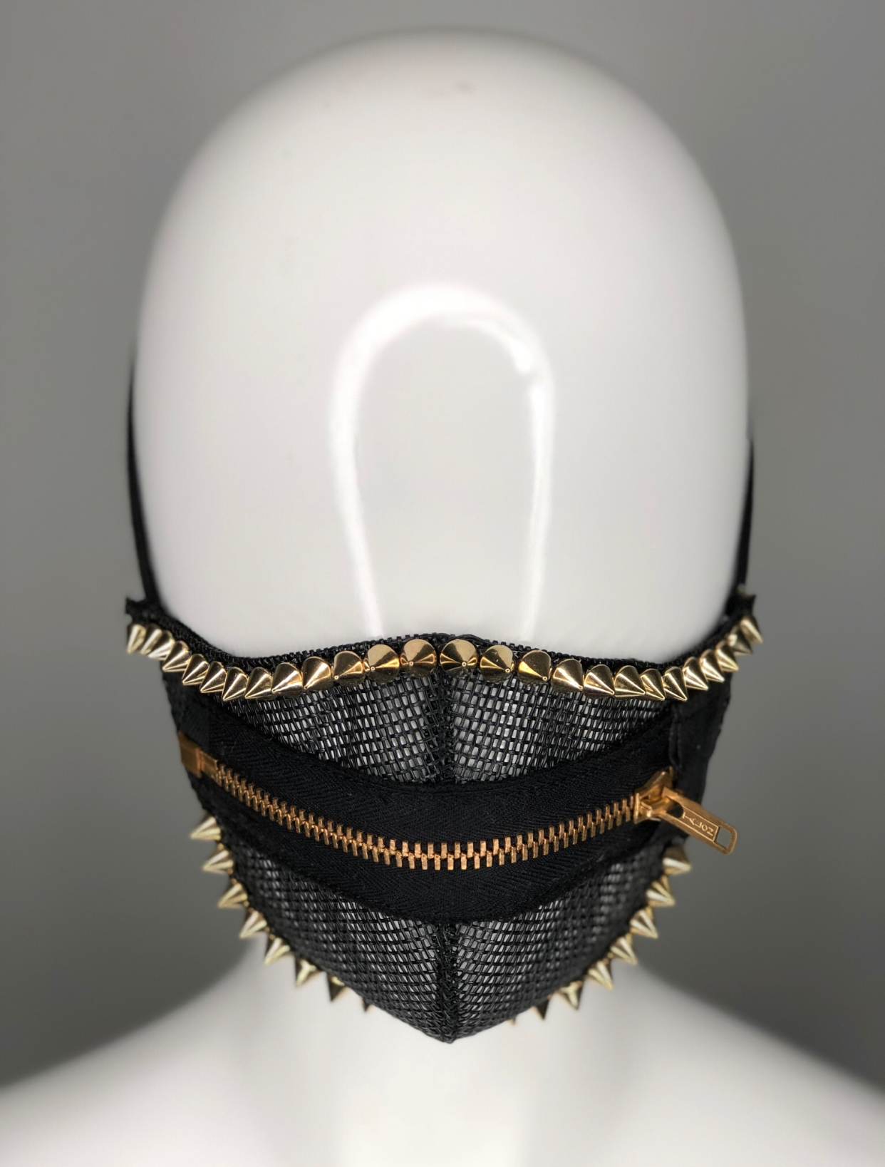 HalfMask (zipper)