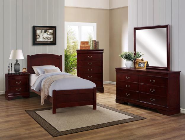 Helene Twin Bed