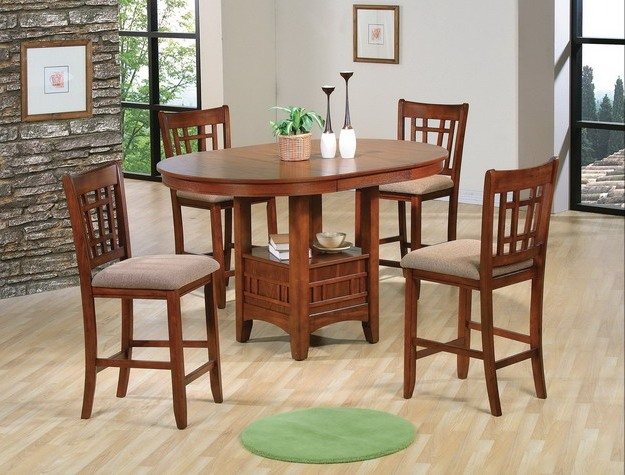 Empire Counter-Height Table w/ Chairs