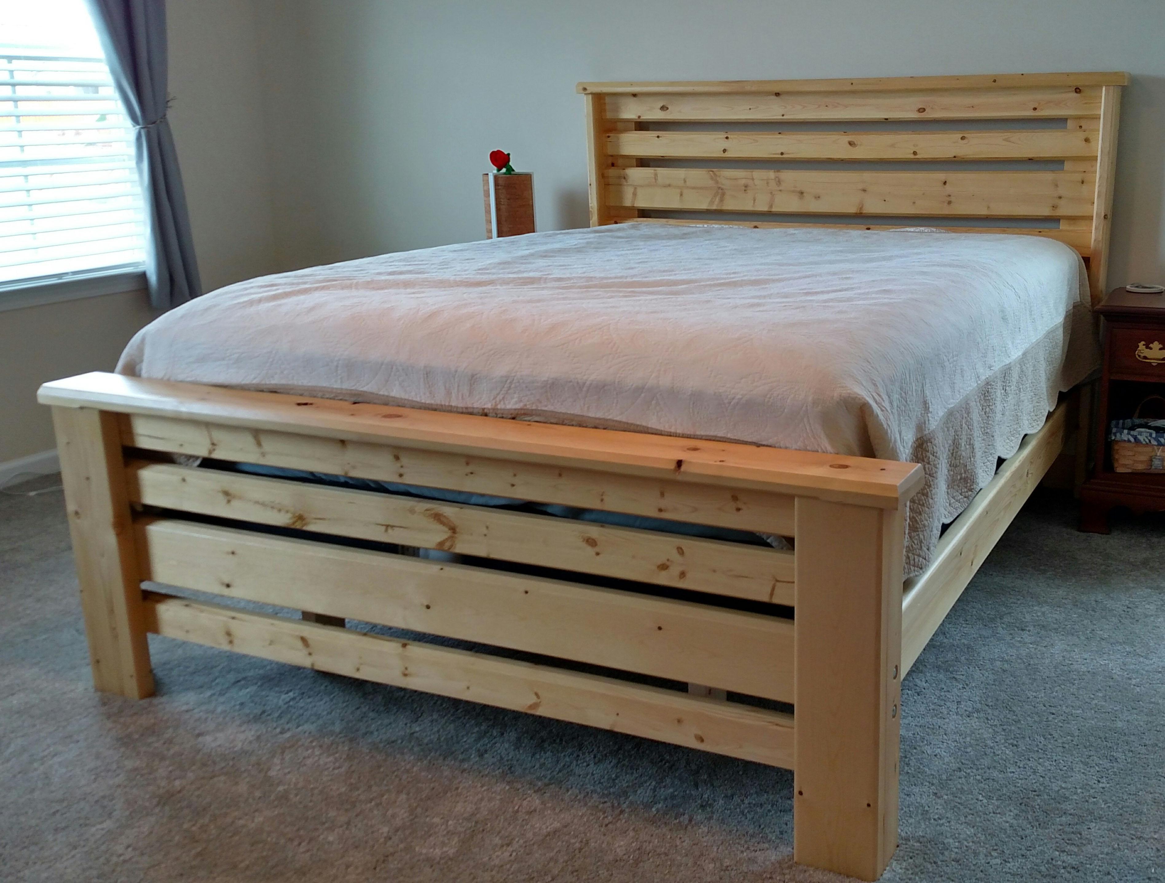 Churchill Bed