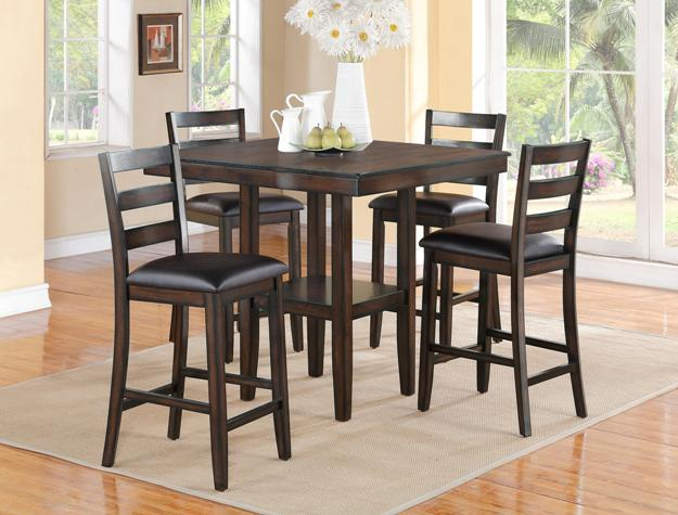 Tahoe Counter-Height Table w/ Chairs