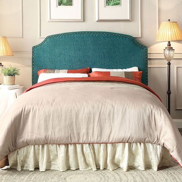 Hasselt King Size Upholstered Headboard