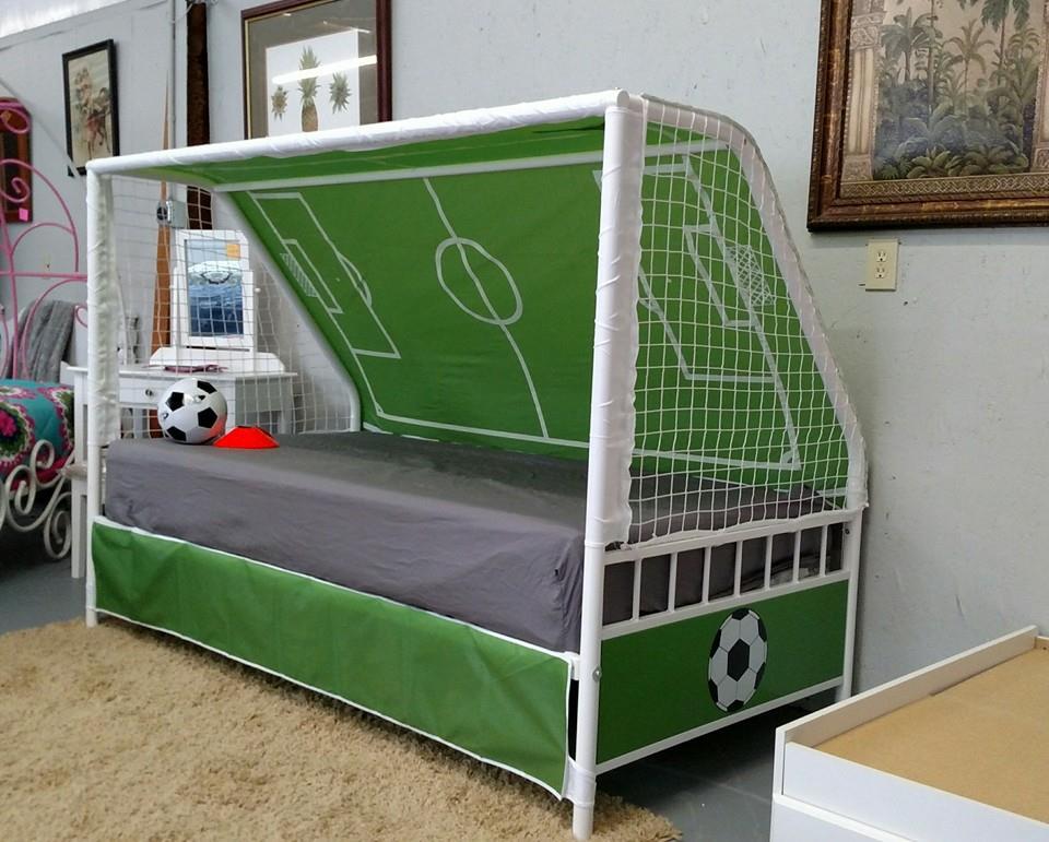 Ultimate Soccer Fan Bed