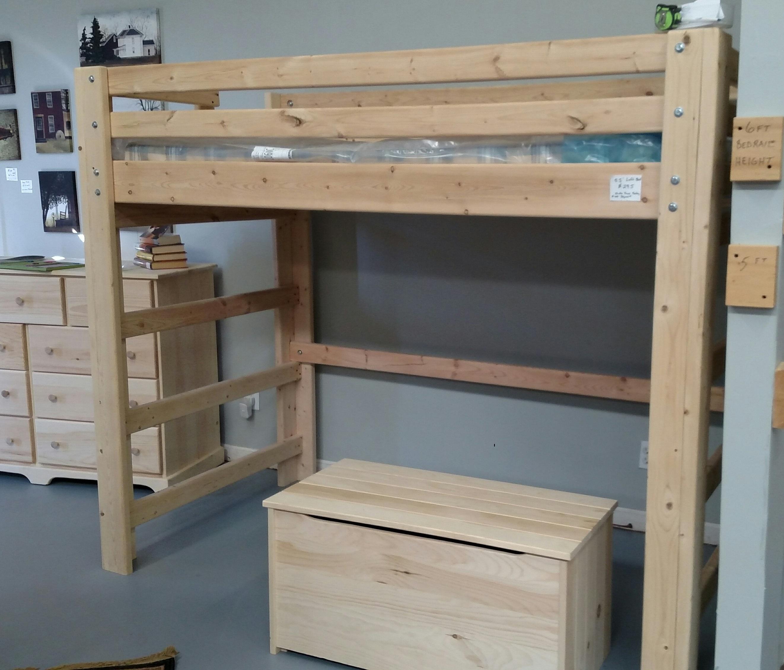 Loftable Beds Under Fontanacountryinn Com
