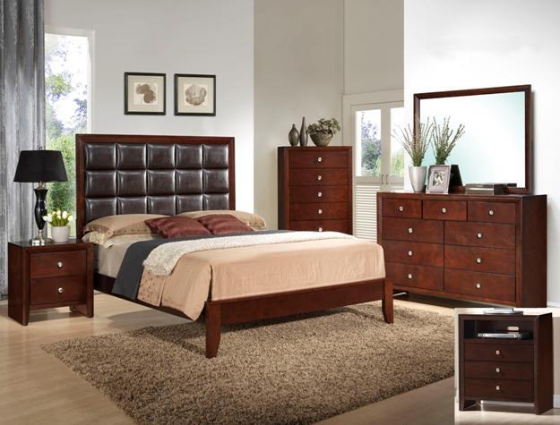 Evan Brown-Cherry Bedroom