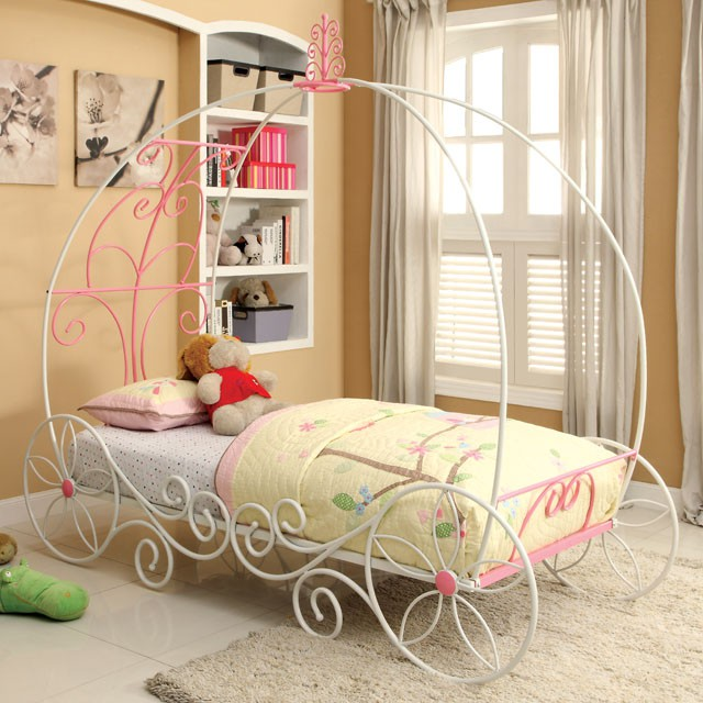 Enchanted Carriage Bed