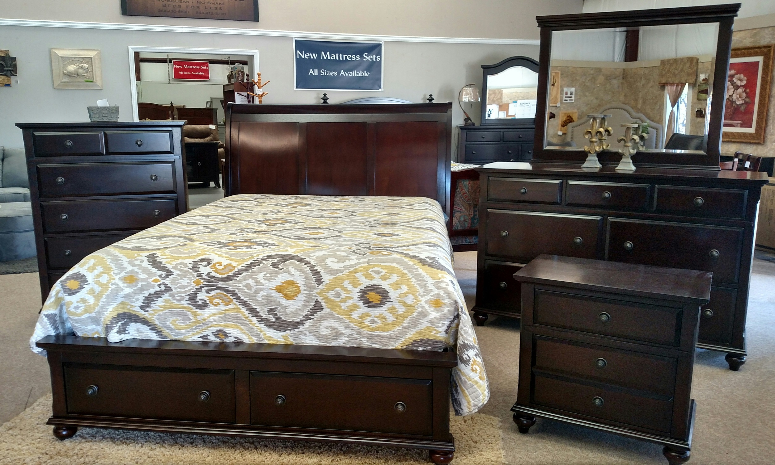 Bargain Box Of SC Bedroom Sets - Bedroom furniture portsmouth