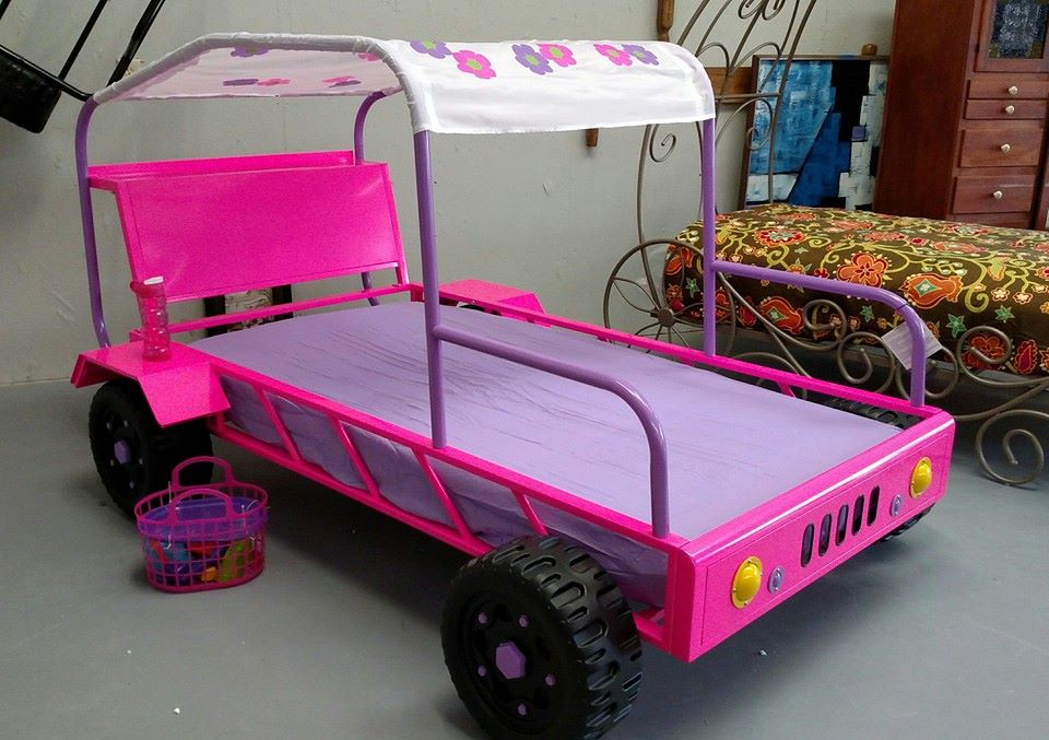 Dune Buggy Bed