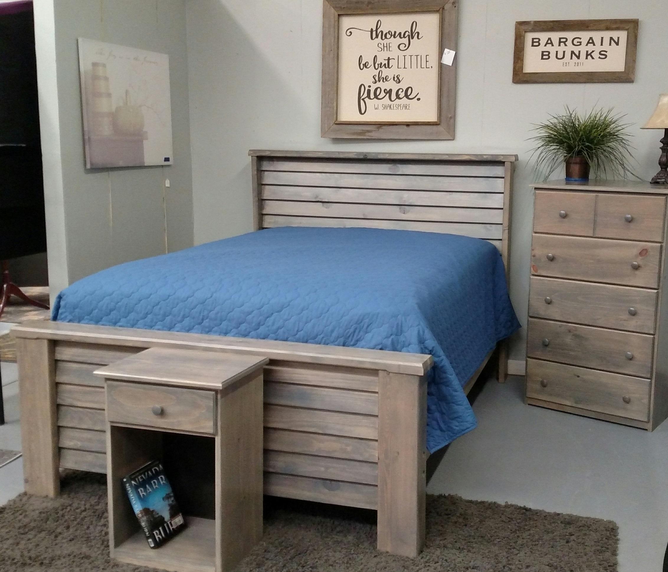 Plantation Bed